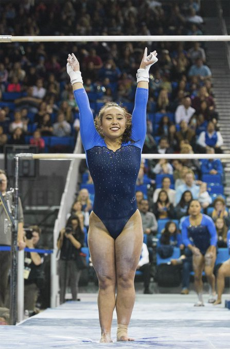 Katelyn Ohashi S Birthday Celebration Happybday To