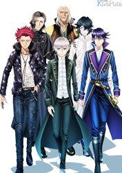 【更新】劇場版アニメ「K SEVEN STORIES」は完全新作含む7作品で2018年夏より順次公開が決定!  #ani