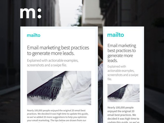 Mailto 12 Emails   User interface by stSilent freebie
