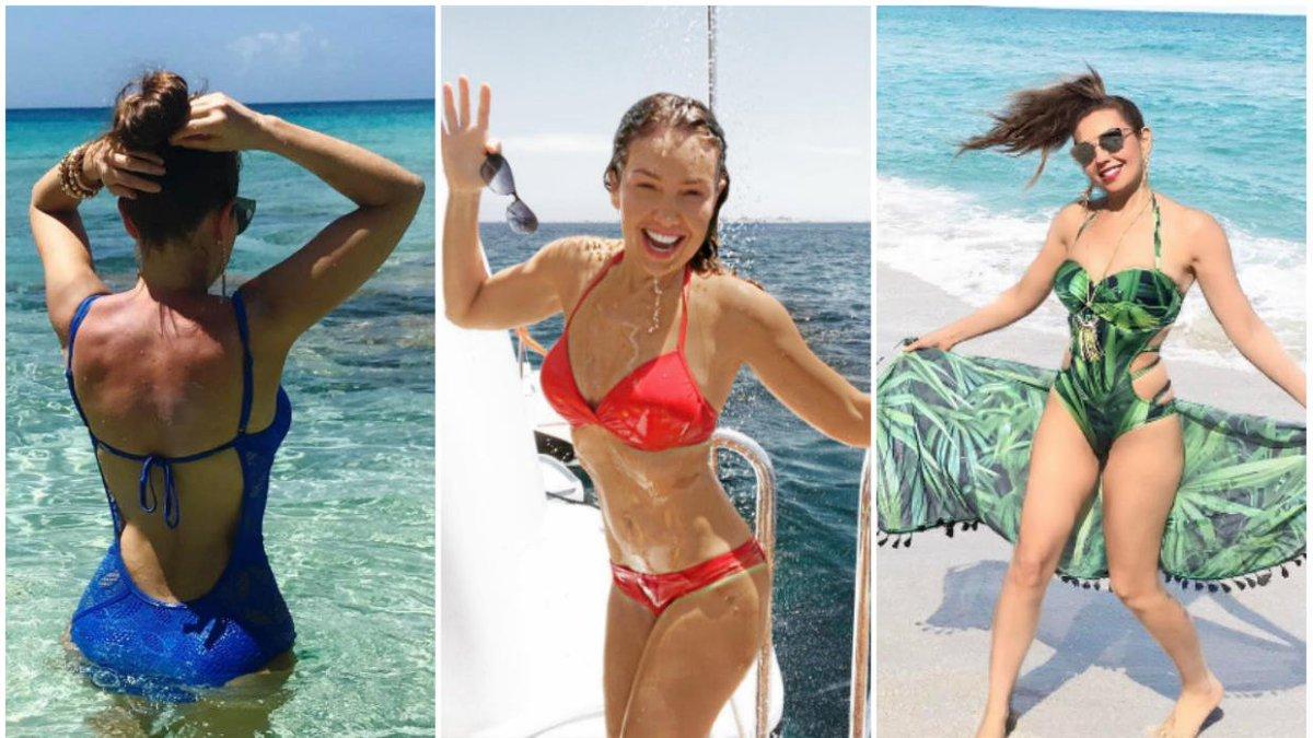 bikini fotos Thalia