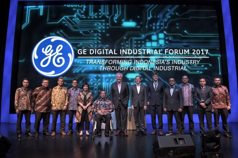 With our partners in Indonesia. Transforming industry through digital. https://t.co/f0Daa5fM98