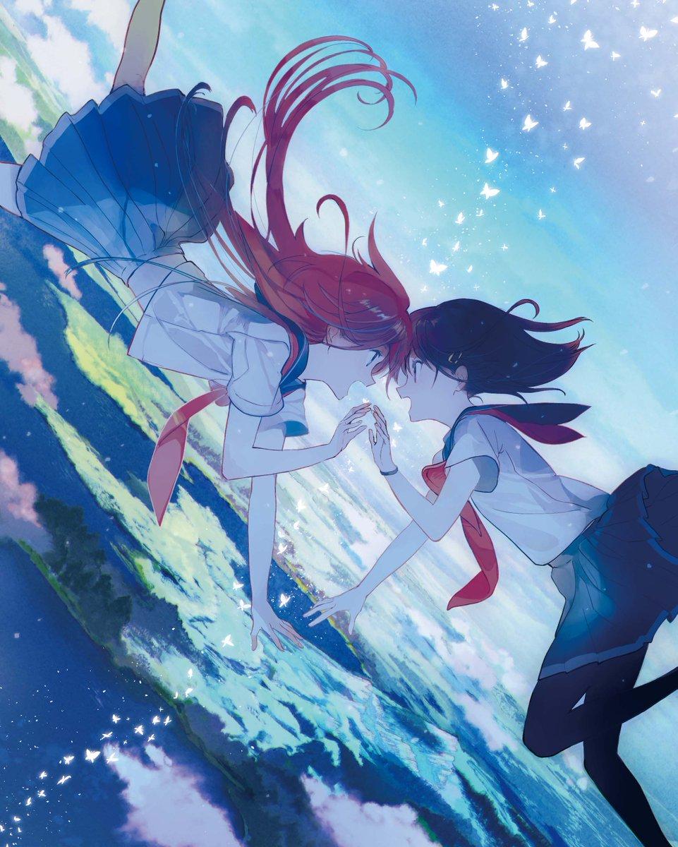 【BD&DVD】6/2発売の『フリップフラッパーズ』最終巻である第6巻(11&12&13話収録)の初回生