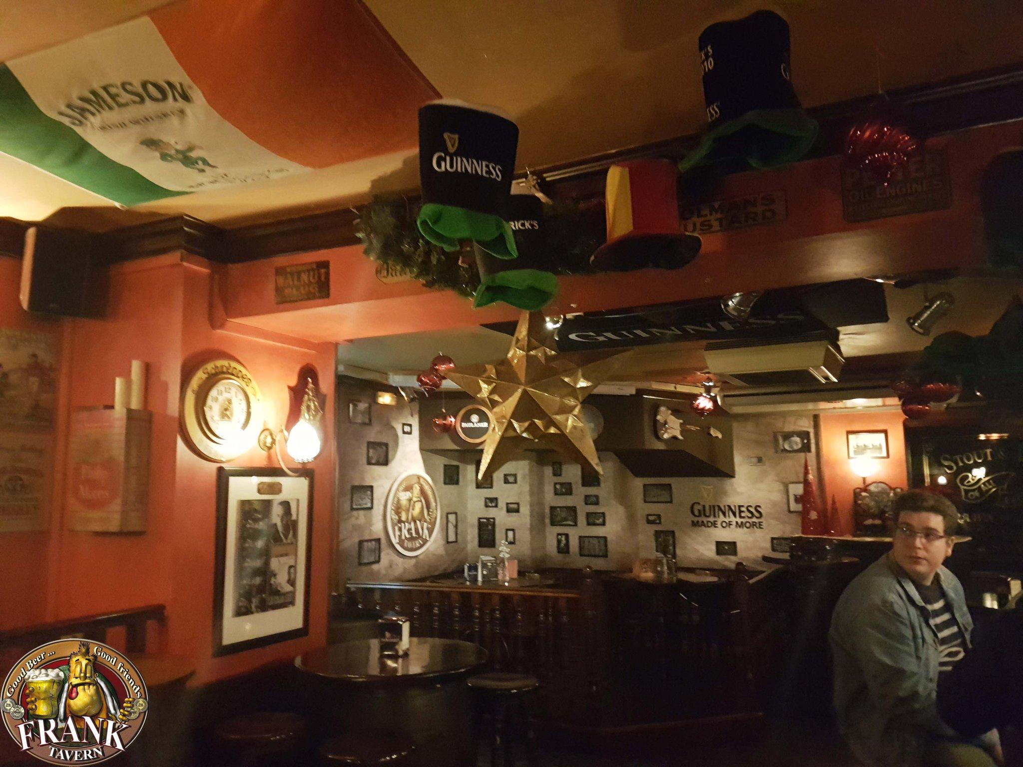 En The Frank Tavern encontrarás una carta de más de 50 variedades de cervezas. Muchos sabores diferentes #CervezasMadrid #Madrid #Madriz https://t.co/mvSqhqMdNq