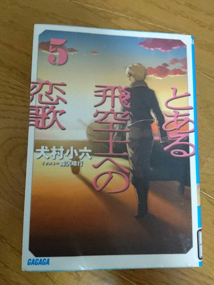 「とある飛空士への恋歌」とうとうこのシリーズも最終回まで読みました!こういう空戦の小説もやっぱりいいです(´ω`)次のシ