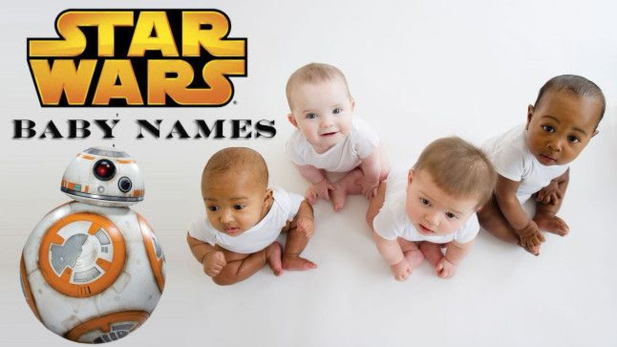 Star Wars baby names: 20 cool baby boy and girl