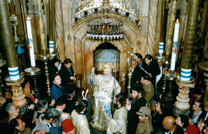 Easter in Jerusalem: LIFE Takes a Pilgrimage to the Holy Land in 1955