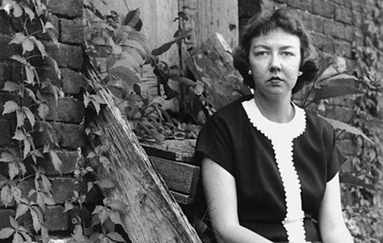 "no more happy endings for flannery oconnor Death, perspective and endings in ""killings and flannery o'connor's ""a good man is hard to find - in atwood's happy endings."