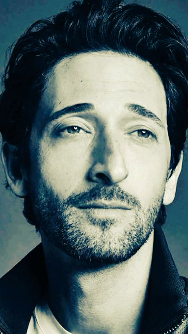 Happy to  Adrien Brody who starred in the lead role of The