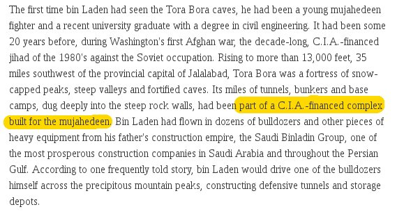 T@thenibhose mujahedeen tunnel networks we're bombing in Afghanistan? We paid for them.   #Blowback(https://t.co/xokL8VCQqkvia ) @GabiElenaDohmhttps://