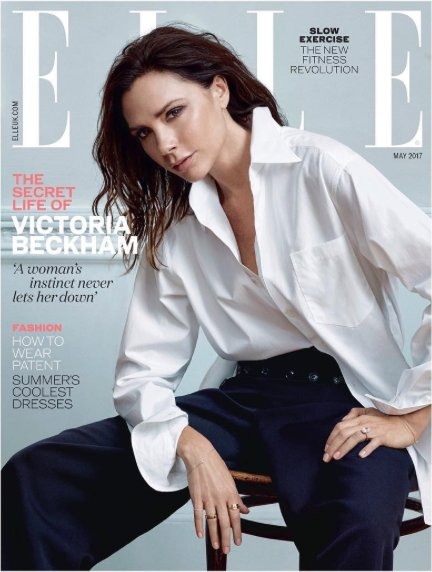 The Sailor Pant, worn by @VictoriaBeckham on the May cover of @ElleUK. #RLIconicStyle https://t.co/vOkQ0c2f02