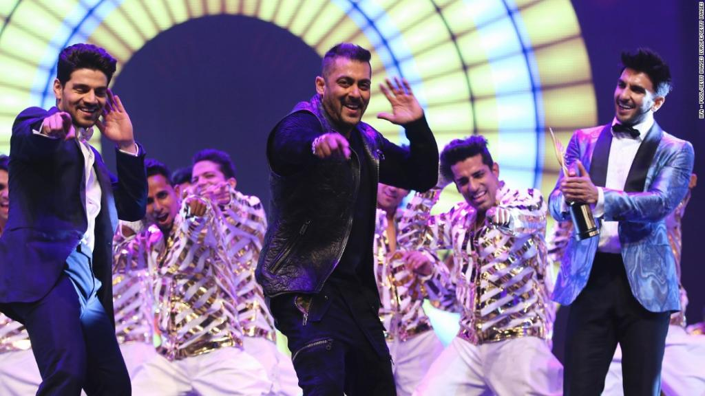 Bollywood's Salman Khan will lead a galaxy of stars in Hong Kong's largest Indian concert