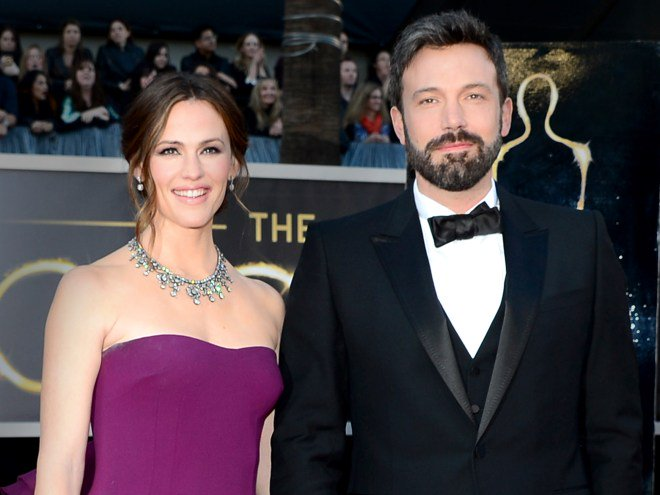 Ben Affleck and Jennifer Garner have officially filed for divorce: