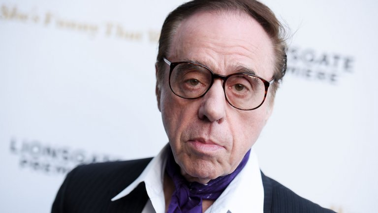 'Awards Chatter' podcast — Peter Bogdanovich (film legend)