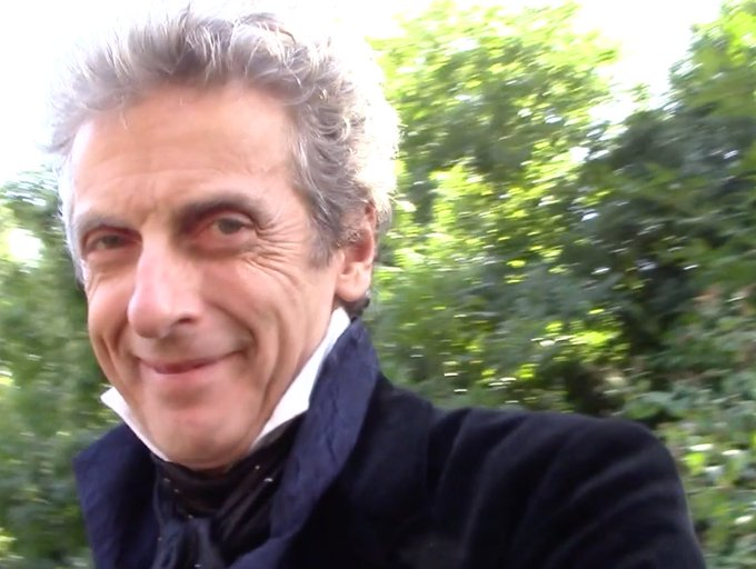 Happy Birthday, Peter Capaldi! (Born April 14, 1958)