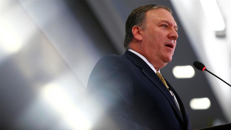CIA head calls WikiLeaks a 'hostile intelligence service'