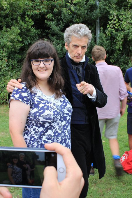 Happy birthday to Peter Capaldi