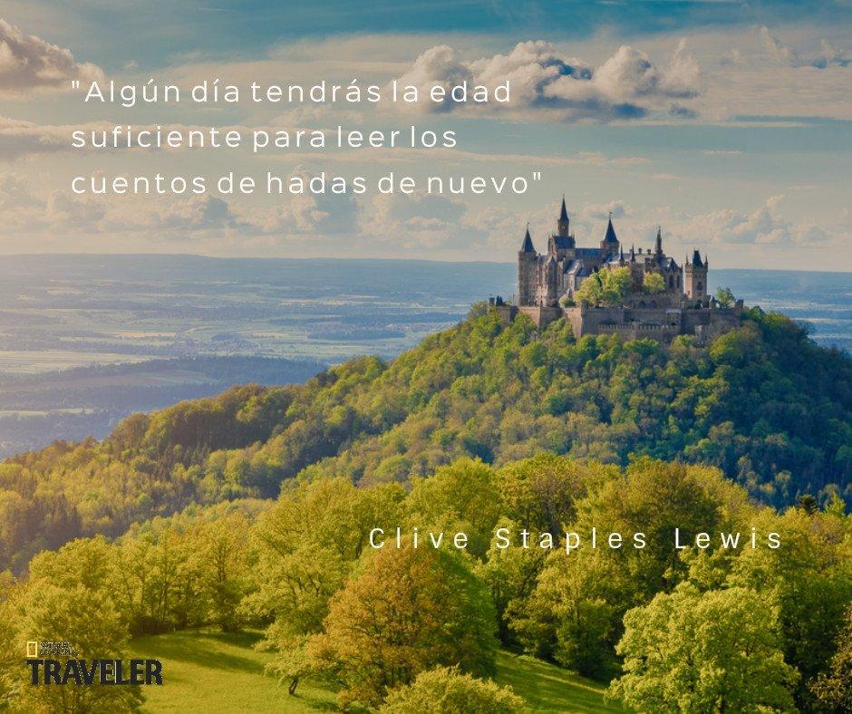 Ngtravelerlatin C S Lewis Fue Autor De Las Crónicas De Narnia