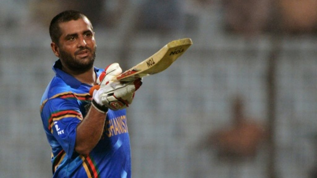 Afghanistan star Shahzad fails drugs test