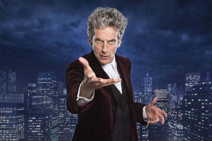 Happy Birthday to Who? - 14th April: Peter Capaldi