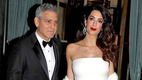 George Clooney and Amal Clooney hope to raise their twins in London: