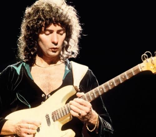 Ritchie Blackmore is 72 today Happy Birthday!