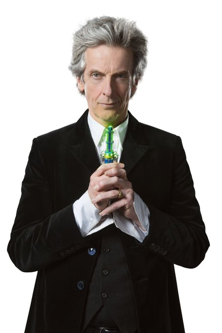 Happy Birthday to Peter Capaldi who plays the 12th Doctor.