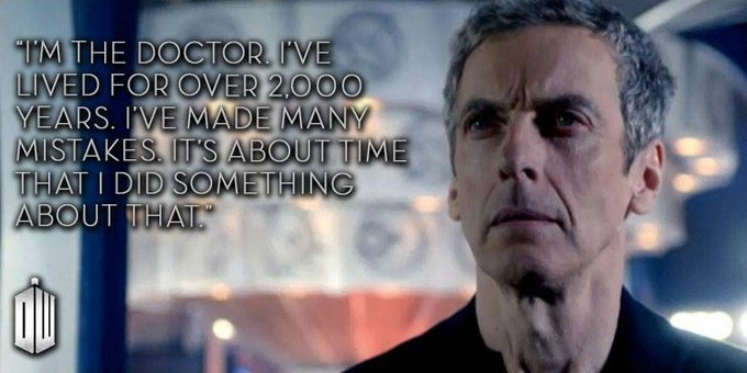 Happy birthday to Peter Capaldi!