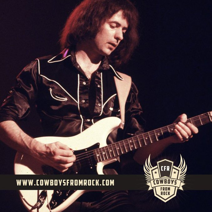 Feliz Cumpleaños/ Happy Birthday Ritchie Blackmore