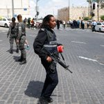 Woman stabbed to death in Jerusalem: police