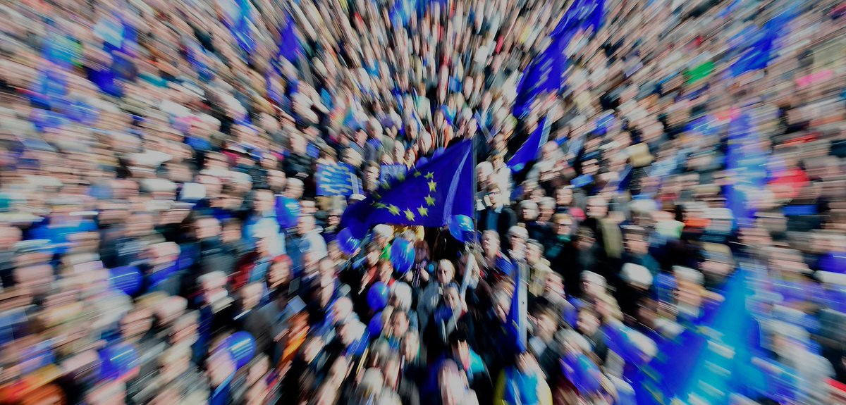 Europe isn't a spent force in global politics. It's a superpower.