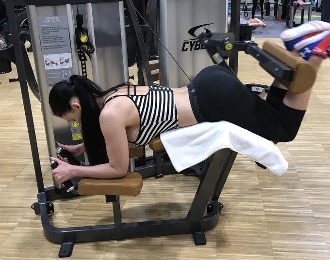 Gym time https://t.co/1wJU0Z1xhm
