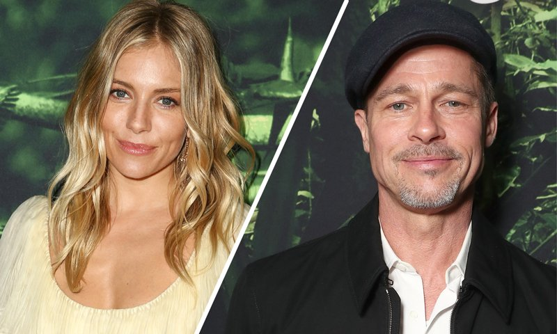 Find out what Sienna Miller has to say about those Brad Pitt dating rumours!