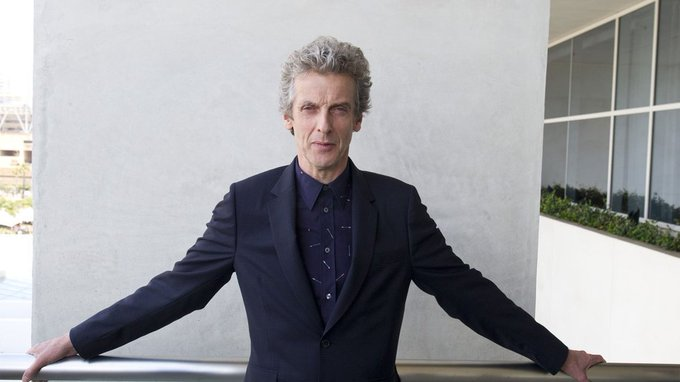 Happy Birthday to the one and only Peter Capaldi. One of my favourite actors and idols.