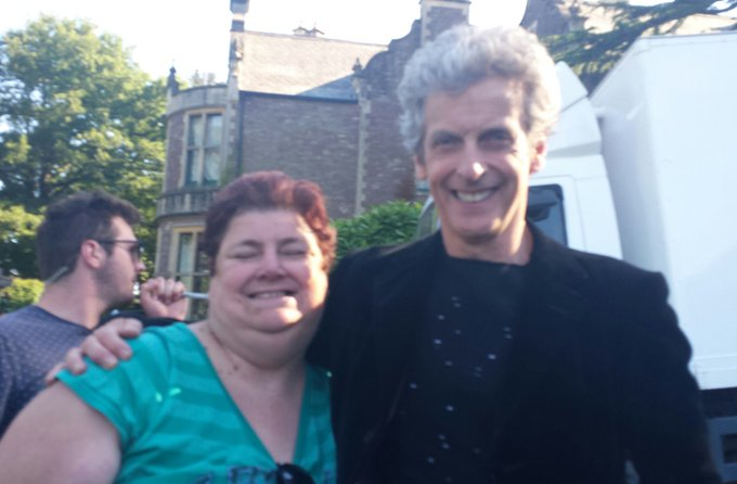 Happy Birthday to Peter Capaldi. An amazing actor and such a wonderful and lovely person.