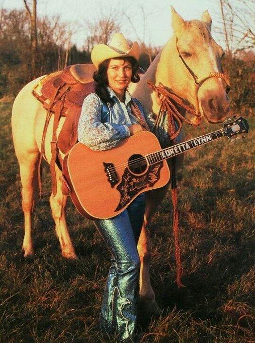 Happy Birthday Loretta Lynn!