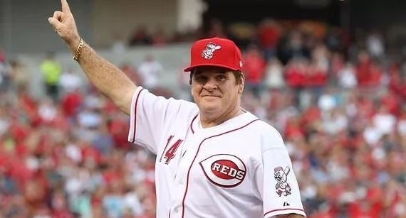 Happy 76th Birthday, Pete Rose!