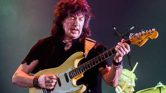 Happy birthday Ritchie Blackmore! (Deep Purple, Rainbow)