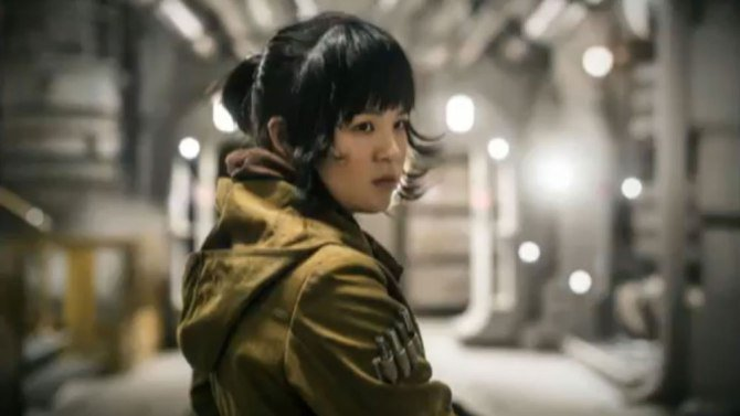 "Meet Rose, the ""biggest new part"" in ""Star Wars: The Last Jedi"""