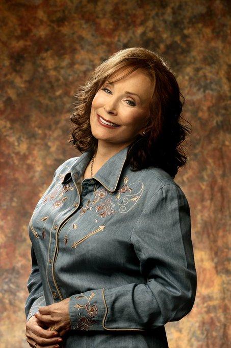 Happy birthday, Loretta Lynn