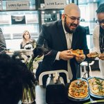 Weddings at the Pizza Parlor? That's Amore