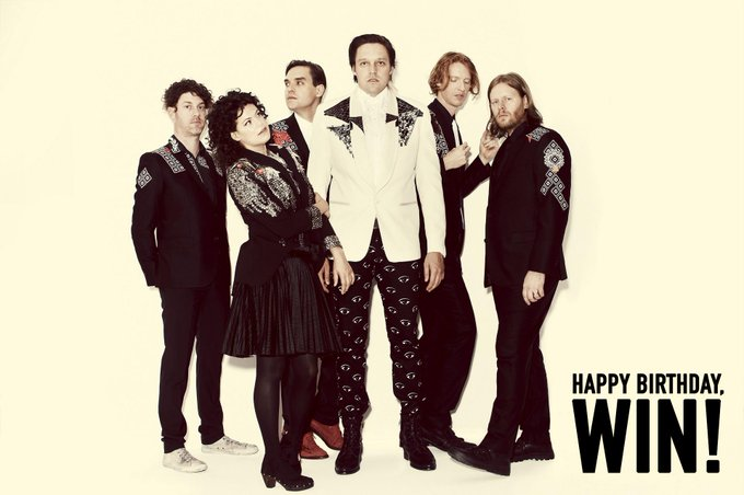 Wishing Win Butler ( a very Happy Birthday!