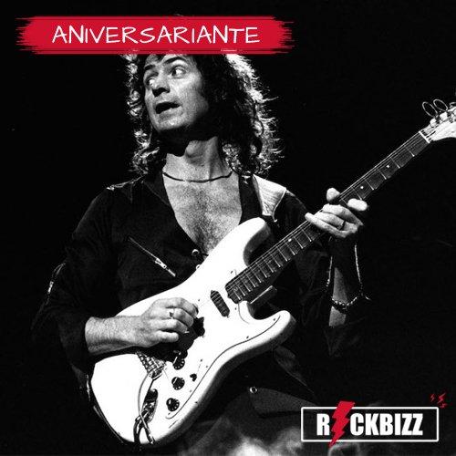 Happy Birthday, Ritchie Blackmore!