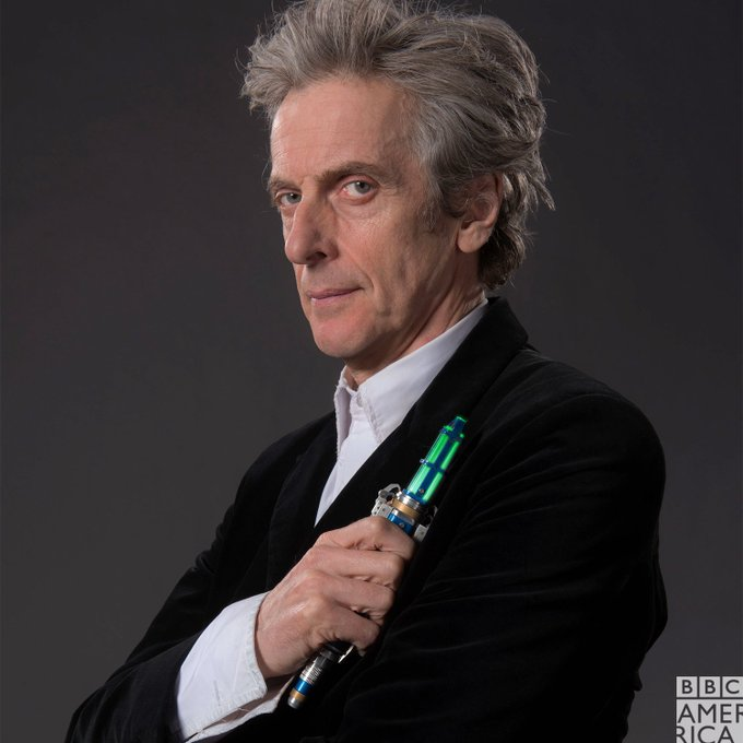 Happy birthday to the Doctor himself, Peter Capaldi!