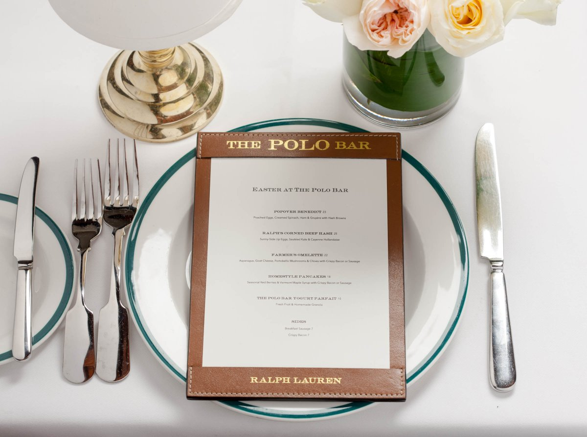 Celebrate in style: This Sunday, #ThePoloBar will host a special #Easter brunch. https://t.co/DTIJQoxMM9