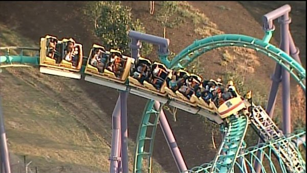 24 Riders Get Stuck On Roller Coaster At Six Flags America In Maryland For Several Hours