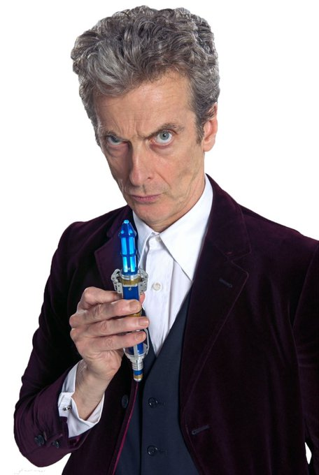 Happy Birthday Peter Capaldi!