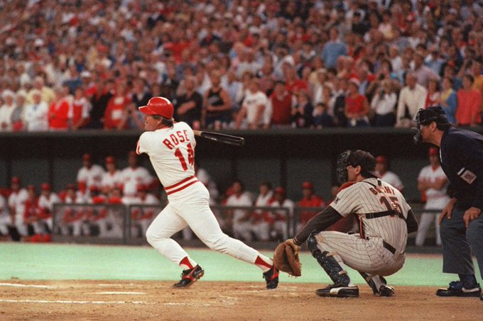 Happy Birthday to Pete Rose who turns 75 today!
