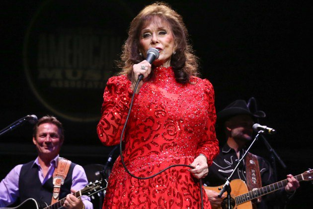 Happy Birthday to LorettaLynn! See her life in pictures: