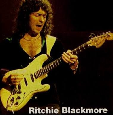 Happy Birthday to the great Ritchie Blackmore