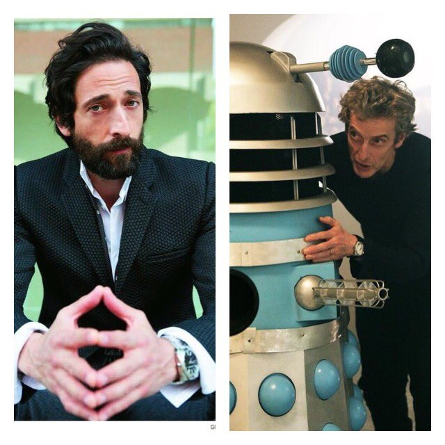 HAPPY BIRTHDAY to actors and Peter Capaldi! Have a great day!